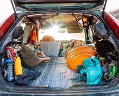 Awesome Honda 2017: Monday vibes ✌ Photo by Fresh Off The Grid. Share your adventure #campingcolle... Car Camping