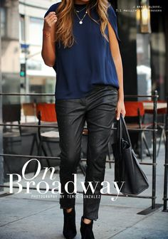 On Broadway. - Sincerely Jules