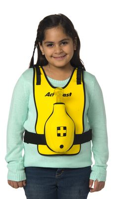 The Act+Fast Anti Choking Trainer for School Age Children is highly recommended for schools, clubs, scout troops and especially babysitters. Now every child can be safe!