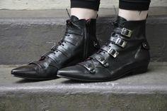 RedByWolves Yvan Boot, Winkle pickers,