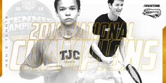 Tennis social media graphics for Tyler Junior College; Junior College, Social Media Graphics, Tennis, Strong, Movie Posters, Design, Film Poster, Design Comics