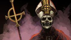 Ghost b.c. papa emeritus (1920x1080)  via www.allwallpaper.in