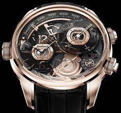 Breva Génie 01 Is First Ever Mechanical Weather Station Watch