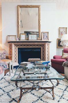 perfect fireplace surround