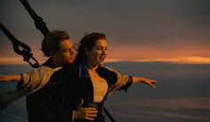 The Original Titanic Pictures Will Make You Swoon Even Harder After 20 Years Kate Winslet and Leonardo DiCaprio in Titanic. Titanic Kate Winslet, Kate Winslet And Leonardo, Leonardo Dicaprio In Titanic, Young Leonardo Dicaprio, Leonardo Dicaprio Quotes, Movie Trivia, Movie Facts, Movie Tv, James Cameron