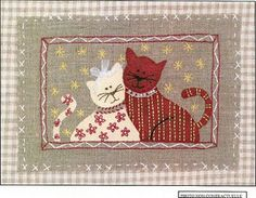 carte postale chats/RETIRADO DA NET by flavia_sm1963, via Flickr