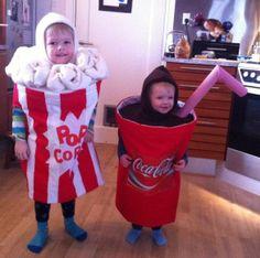 Michala Boel Meidahl: Popcorn og cola til en tur i biffen