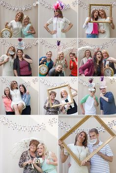 Dayna Mae Photography Blog: Ann Arbor Wedding Photographer – Heather's Mad-Hatter High Tea Bridal Shower