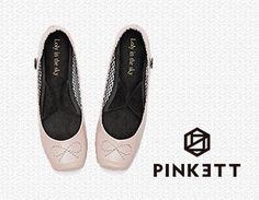 Quien no soñó con ser bailarina de ballet, con estos zapatos puedes sentirte una. Flats tipo de Loly in the sky; marca 100% mexicana♥