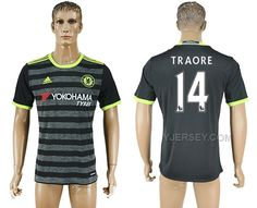 http://www.yjersey.com/201617-chelsea-14-traore-away-thailand-soccer-jersey-new-arrival.html Only$35.00 #2016-17 CHELSEA 14 TRAORE AWAY THAILAND SOCCER JERSEY NEW ARRIVAL Free Shipping!