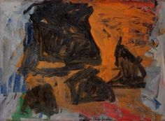 PHILIP GUSTON The Light, 1960 Oil on Strathmore paperboard on masonite 22 × 30 in