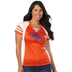 NFL Jersey's Pro Line Women's Denver Broncos Quanterus Smith Team Color Jersey - Orange