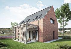 dom VD04 - nowoczesne katalogowe domy jednorodzinne - viadomo, modern houses - viadomo