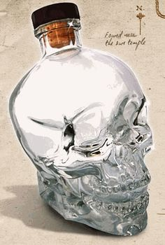 This packaging is a skull!
