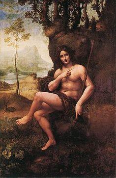 Peintre célèbre- Leonard de Vinci