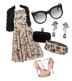 """Alexander McQueen-formal"" by emmatraynor on Polyvore featuring Alexander McQueen"