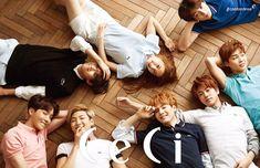 BTS | Ceci Magazine (May Issue)