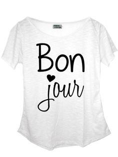 BonJour Tshirt