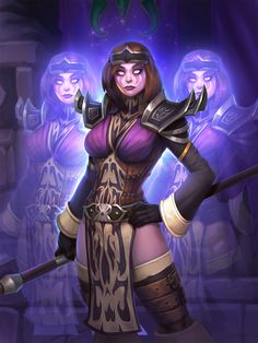 Fantasy Rpg, Medieval Fantasy, Fantasy Girl, Wow Mage, Character Inspiration, Character Art, Warcraft Game, Court Of Owls, Monsters