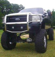 Jacked up F150 Truck, Ford Pickup Trucks, 4x4 Trucks, Car Ford, Diesel Trucks, Custom Trucks, Cool Trucks, Semi Trucks, Sport Truck