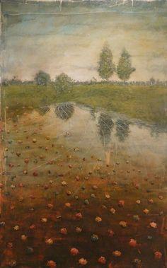 Jernej Forbici, acrilico e olio su tela, 190 x 120 cm  #contemporary #art #painting