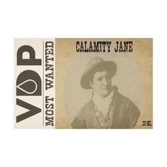 Calamity Jane par VDP [Flash Test] - http://www.levapelier.com/archives/7359