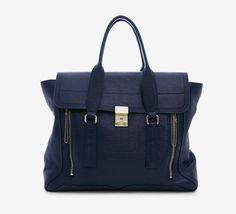 3.1 Phillip Lim Navy Handbag