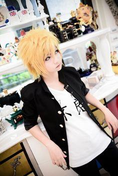 amazing inu x boku ss cosplay | Banri Watanuki(Inu x Boku SS) | Waisetsu - WorldCosplay