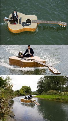 26 Bizarre and Creative Watercraft You Never Knew Existed! – Page 13 – America Loves Horsepower