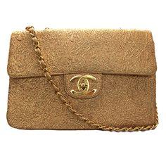 Chanel Brocade Bag