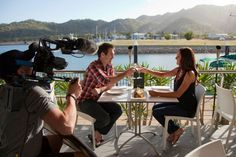 Behind the Scenes: Dan & Dani from The Block enjoying Magnetic Island #TownsvilleShines