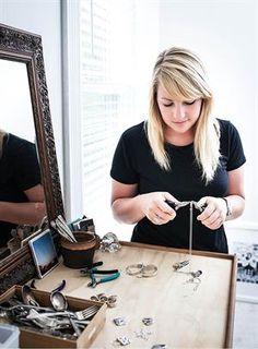 Style | Cincinnati Magazine | Mrs. Spoons | Photography by Jeremy Kramer