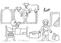 Genesis 40: Jozef legt de dromen van Farao uit