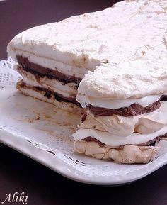 """Torta """"Cvetna dolina"""""""