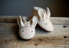 Baby Shoes, Wooly Baby Thumpers