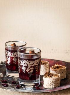 Kirsikkaglögi | K-ruoka #joulu #juoma