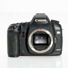 Canon EOS 5D Mark II 21.1MP Digital SLR Camera 2764B003
