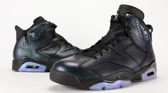 official photos cf957 4e26c Air Jordan 6 All Star Chameleon Review + On Feet