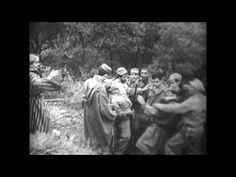 ALGERIAN CIVIL WAR TIME SUSPENDED ART FILM ENGLISH  BW SOUND 25 MINS