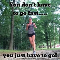 I'm training to run again.  I've been running on and off for 20+years, and recently took 8 weeks off to do a Beachbody program all the way through.  Now I plan to run a race with my daughter in May.  I always want to just jump out of the gates and run long, far, and fast. But, I have to listen to my body and take it slow. The point is to finish the race, not win it.  Running is such a great sport for so many reasons; great metabolism booster, great cardio, great time to think, can be done…