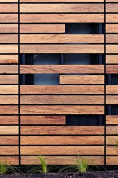 Pacific Teak cladding and shadow cladding Modscape project