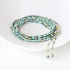 Our classic wrap bracelets come in all kinds of stones. Find your favourite. Wrap Bracelets, Gemstone Bracelets, Gemstone Necklace, High Jewelry, Luxury Jewelry, Jewelry Stores, Handmade Accessories, Handmade Jewelry, Statement Rings