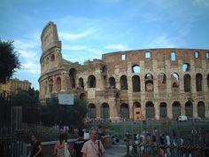 Bucket List - Colosseum