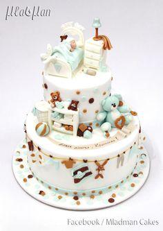 Baby Cake - Cake by MLADMAN