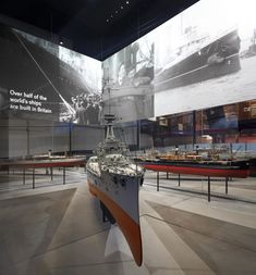 First World War Galleries, IWM 2014