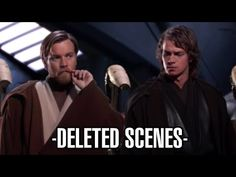 Deleted scenes taken from both the Revenge of the Sith DVD and Blu-ray (which'll explain some aspect ratio inconsistencies). Some scenes were edited with spl...