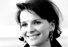 Juliette Binoche. I love everything she's done and everything she'll ever do.
