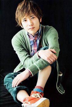 Kazunari Ninomiya, #Arashi
