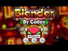 Geometry Dash [2.0] (Demon) - Blender by Codex - GuitarHeroStyles - YouTube