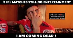 #IPL2016 #VivoIPL #IPL9 #RCBvsSRH #T20 #ViratKohli Cricket Trolls  Virat Kohli​ is all set to lead his team Royal Challengers Bangalore​ in its first game of IPL - Indian Premier League​ 2016  http://www.crickettrolls.com/2016/04/12/in-form-virat-kohli-is-ready-to-lead-rcb-in-its-first-game-of-ipl-2016/